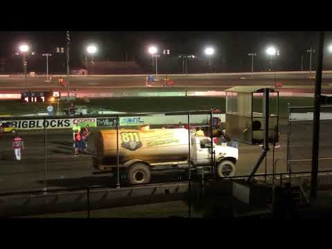 Bridgeport Speedway 7-18-18 Super Late Model highlights