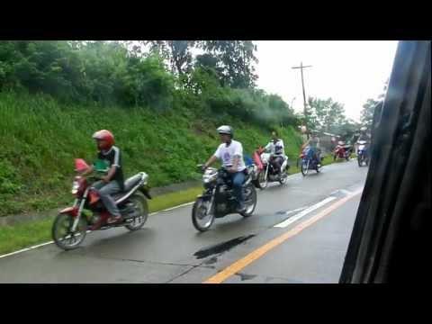 Roxas, Palawan Motorcade (DSCN1957.MOV)