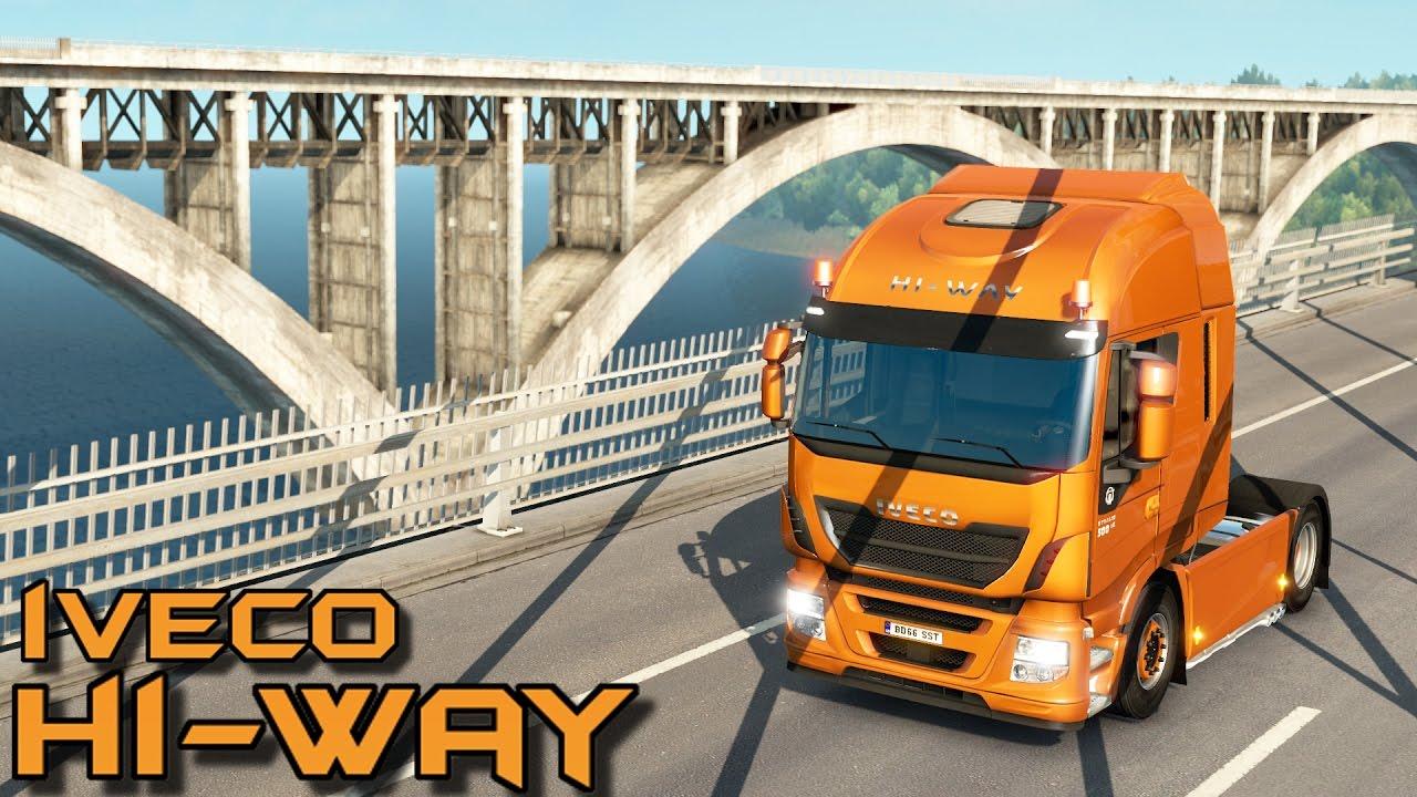 Euro truck simulator 2 test drive unlimited