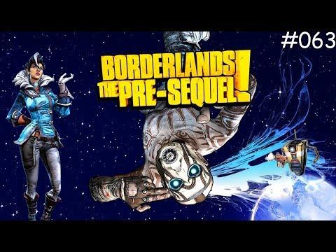 Borderlands: The Pre-Sequel Co-op #063 - Waffen Wandler |