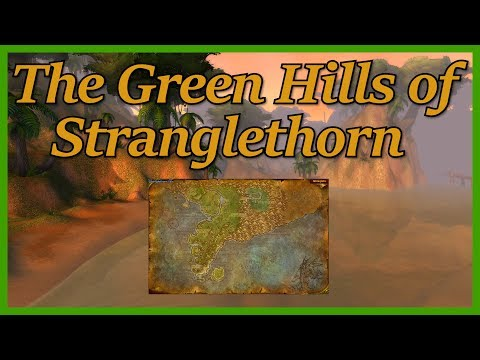 The Green Hills Of Stranglethorn - The Whole Book