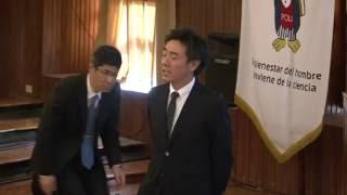 Charlas del Dr. Shunichi Koshimura