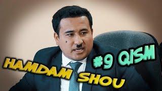 Ham Dam SHOU 9-soni (30.06.2017) | Хам Дам ШОУ 9-сон