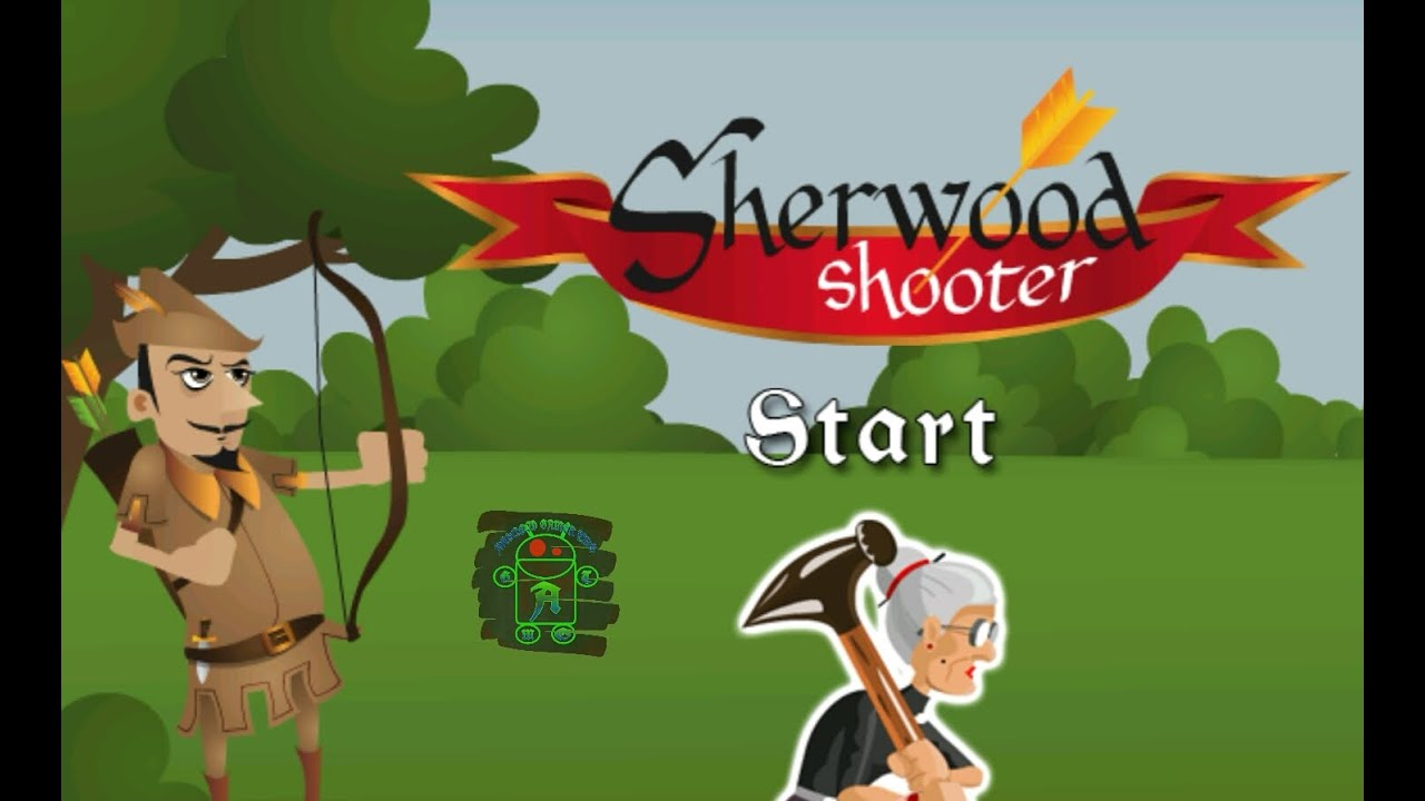 sherwood shooter - apple shoot - hd android gameplay - arcade games