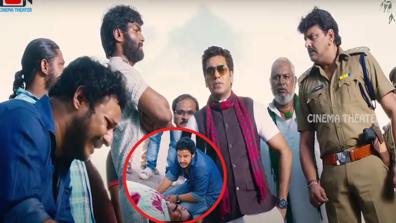 Nandamuri Kalyan Ram & Ashutosh Rana Blockbuster Movie Ultimate Interesting Scene | Cinema Theater