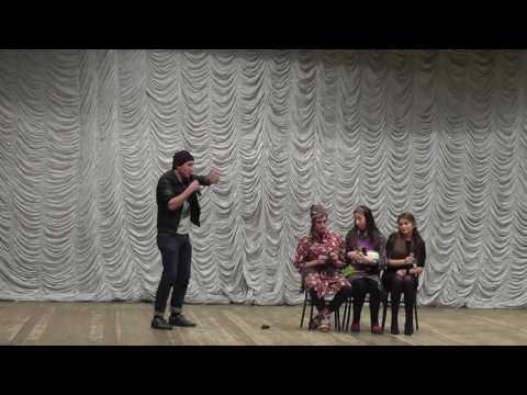 Выступление команды КВН ВДВ Школа 9 Нальчик
