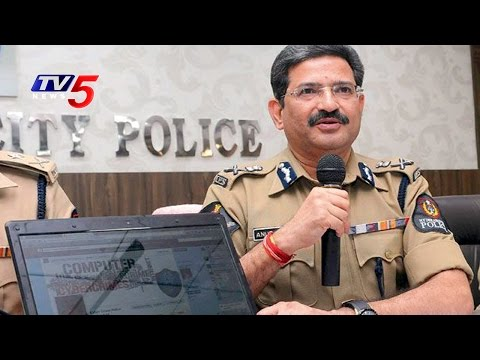 Facebook Page For Every Police Station | Hyderabad : TV5 News