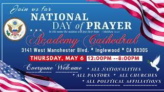 SUNDAY, MAY 2, 2021 - WORSHIP CELEBRATION