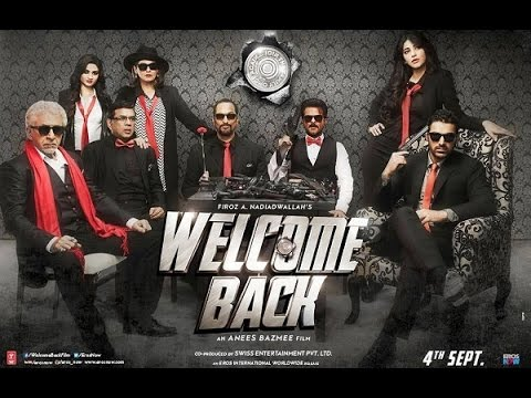 Welcome Back Official Trailer Launch With Star Cast thumbnail