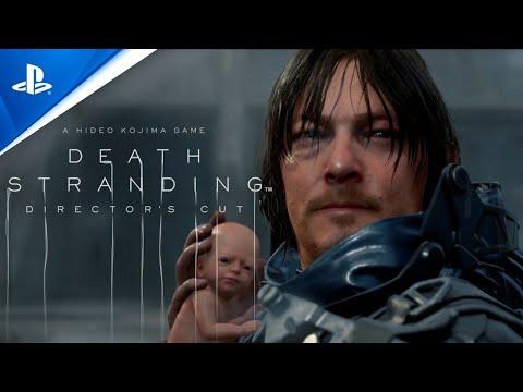 Death Stranding Director's Cut -Tráiler FINAL por HIDEO KOJIMA PS5 en ESPAÑOL   PlayStation España