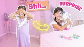 YOU WON'T BELIEVE WHAT EMMA GOT FOR HER 5TH BIRTHDAY *Huge Surprise*