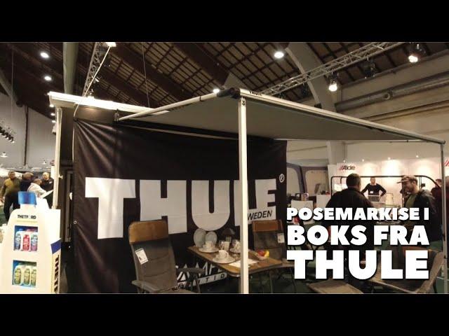 Posemarkise i boks - Thule 3200