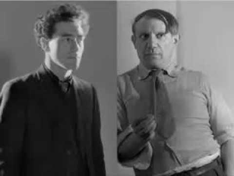 Artracaille du 06-12-2016 : Picasso  -  Giacometti