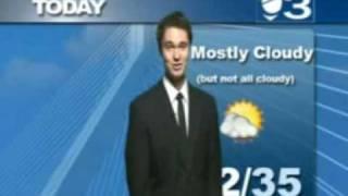 Blake Wexler: Weatherman