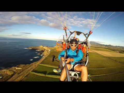 Azores Fly Adventures - Paratrike São Miguel - Açores