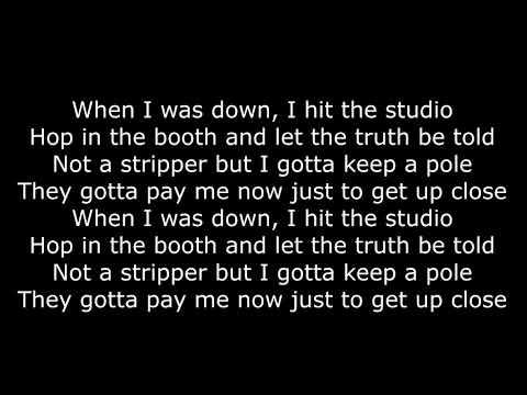 Blueface – Studio (Official Lyrics)