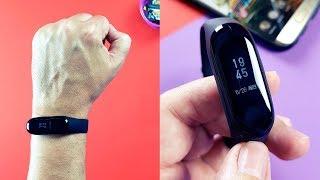 Mi Band 3 - Unboxing e Impressões da NOVA smartband da Xiaomi