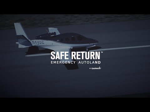 Vision Jet: Safe Return Emergency Autoland