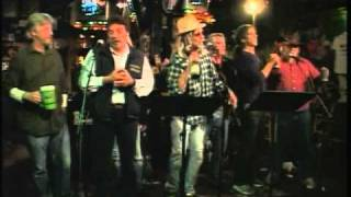 Blond Chitlin' Goldstein & Dukes of Flatulence - Bottomless Bottle  (Bar drinking song lyrics)