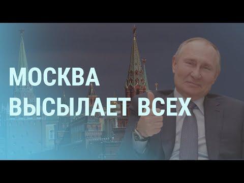 Сердце Навального в опасности, Лукашенко говорит о детях в погребе | УТРО | 19.04.21