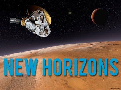 New Horizons : le survol de Pluton