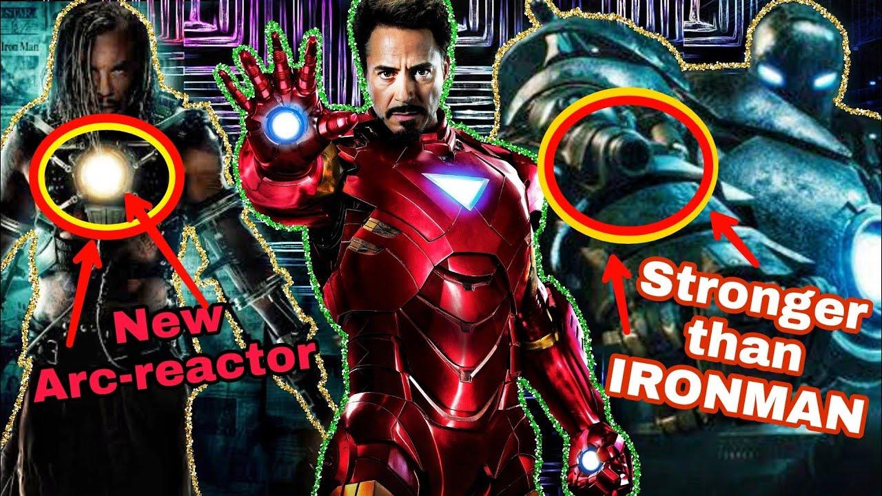 Ironmonger and Whiplash Armours Explained in Hindi (SUPERBATTLE)
