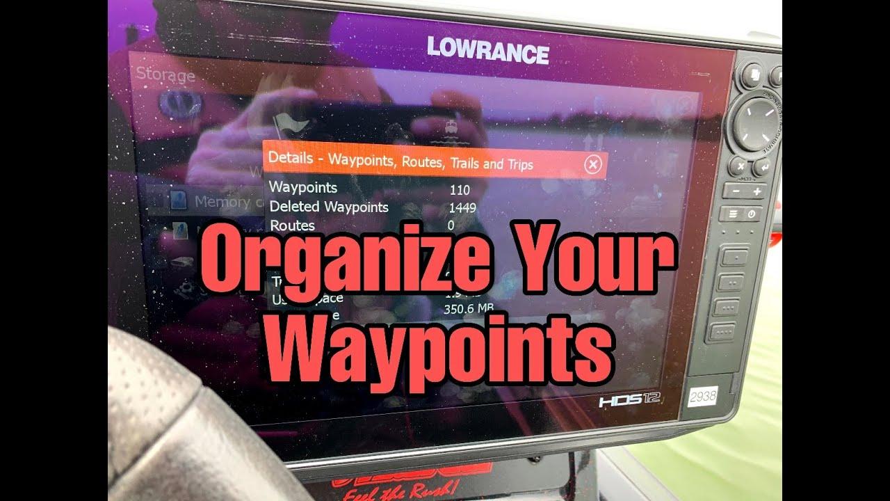 Stop Hoarding Waypoints