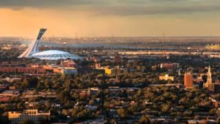 Le Stade Olympique de Montréal - The Montreal Olympic Stadium