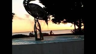 The Bird Fountain In Ferran Park, Eustis Florida