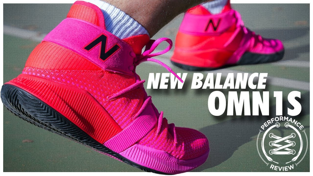 New Balance OMN1S Performance Review