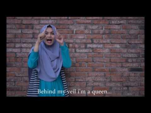 JADE - I AM QUEEN (HIJAB) BY HIJAB KHAYRA