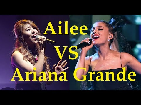 EPIC BATTLE! Ariana Grande VS Ailee (에일리) [D3-C7]