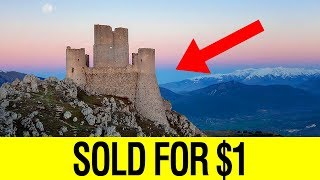 CHEAPEST Castles & Mansions ANYONE Can Afford!