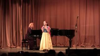 12.Л.Щедрина - Песня Белоснежки