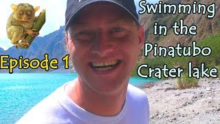 Episode 1 Swimming in the Pinatubo Crater Lake
