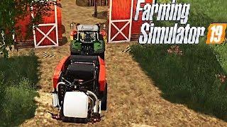 #21 - FREGATI DALLE BALLE - FARMING SIMULATOR 19 ITA