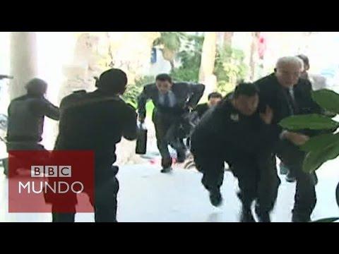 Ataque en un museo deja 19 muertos en Túnez