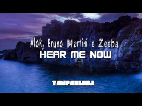 Yan Pablo DJ feat Alok Bruno Martini e Zeeba - Hear me now  Funk Remix
