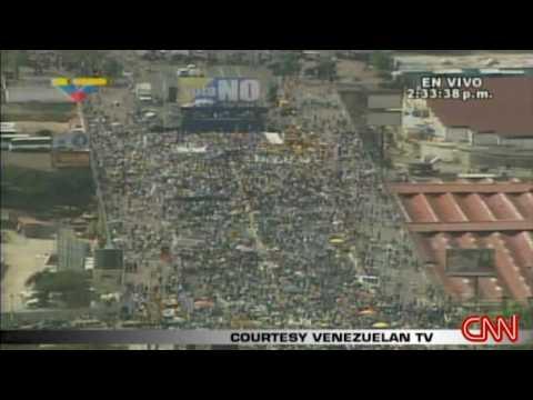 CNN: Chavez plans spark protest