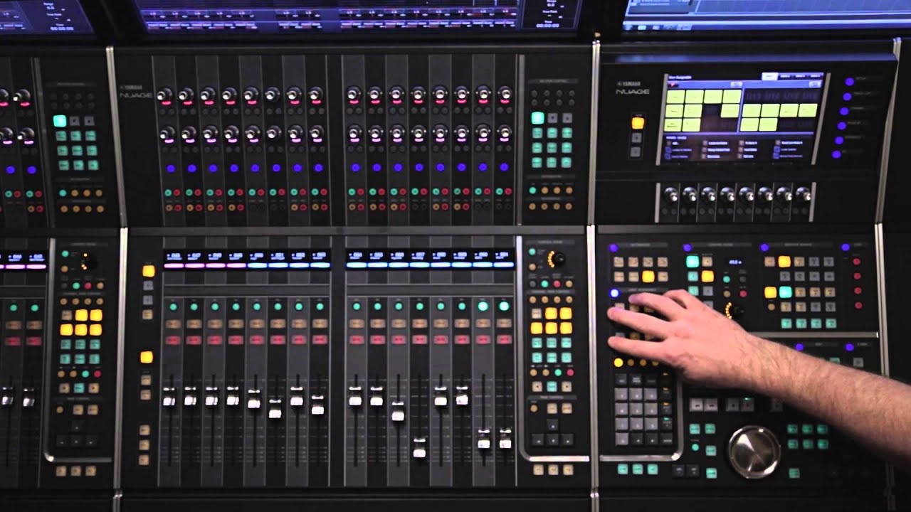 YAMAHA NUAGE FADER DAW SYSTEM DRIVERS DOWNLOAD (2019)