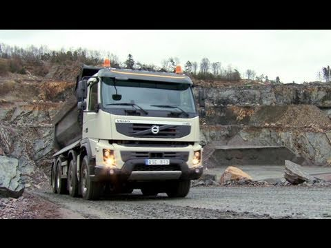New Volvo FMX Truck (HD) - YouTube