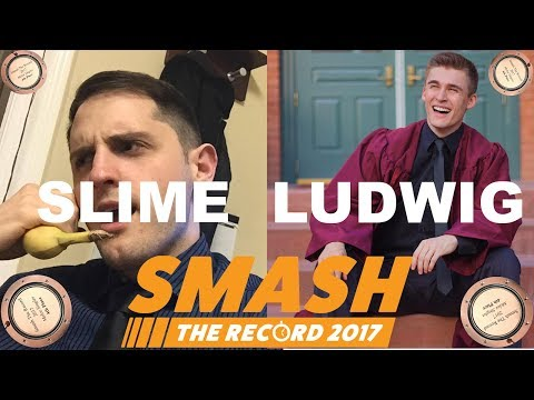 Slime and Ludwig Commentate Smash the Record