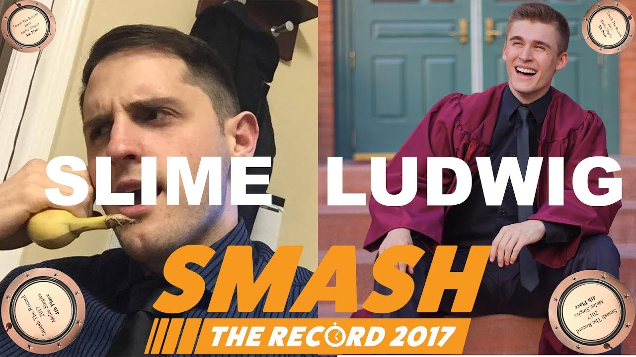 Download Slime and Ludwig Commentate Smash the Record