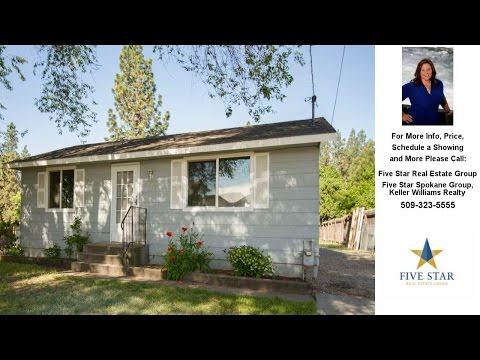 1018 S Herald, Spokane Valley, WA Presented by Five Star Real Estate Group.