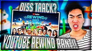 connectYoutube - 2017 YouTube Rewind Rant! (Diss Track?)