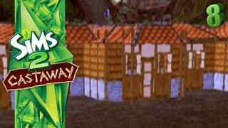 CASTAWAY MANSION (Sims 2 Castaway PS2 - #8)