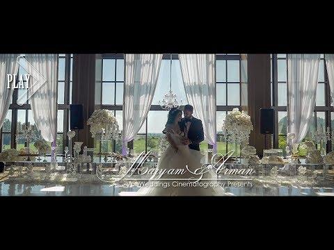 Emotional Romantic Iranian Wedding - Maryam & Arman, Vancouver