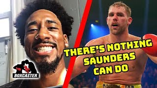 Demetrius Andrade Gets Amped About Saunders, Hearn, Charlos and More! | Full Interview