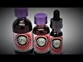 Nicoticket Radioactive - a super complex, delicious NET (tobacco) e liquid