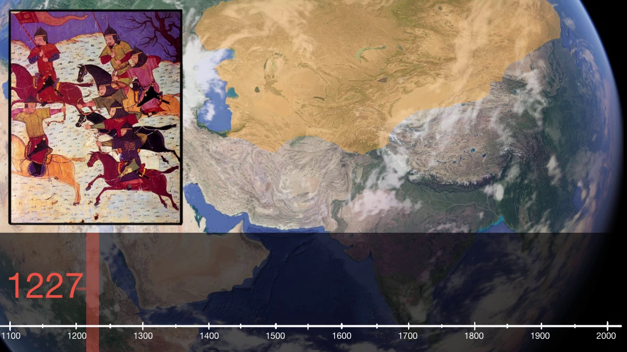 Genghis Khan and the Mongol Empire (video) | Khan Academy
